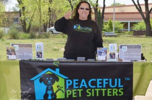 Peaceful Pet Sitters is one of the Sponsors