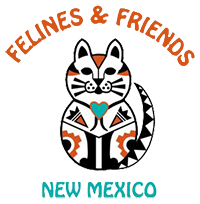 Felines & Friends New Mexico logo