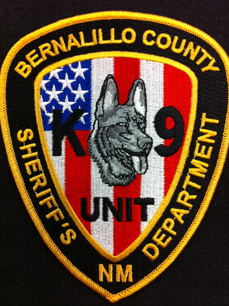 Bernalillo County New MexicoK-9 logo